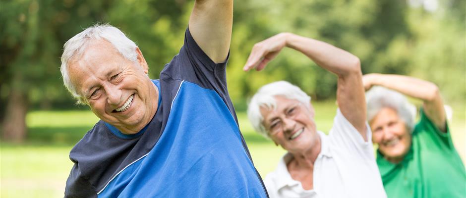 Envejecer de Forma Saludable