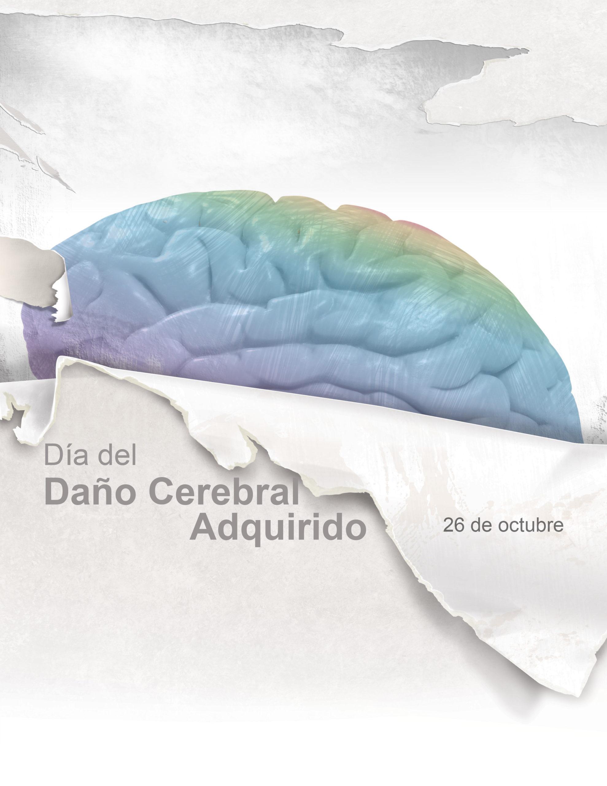 26 de octubre: Día del Daño Cerebral Adquirido