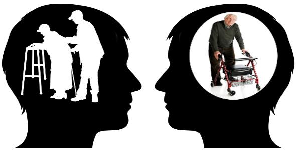 Los efectos de la autopercepción negativa de la vejez sobre la salud