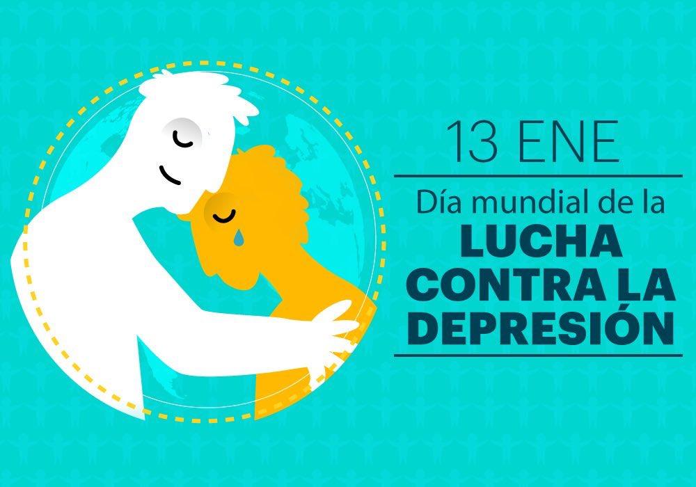 Día mundial de la lucha contra la depresión
